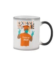 ORANGE - NOTHING CAN STOP ME Color Changing Mug thumbnail
