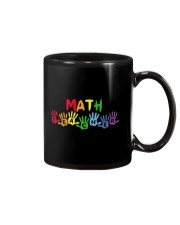 MATH TEACHER DESIGN Mug thumbnail
