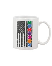 AUTISM FLAG Mug thumbnail