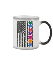 AUTISM FLAG Color Changing Mug thumbnail