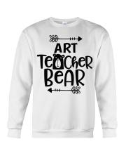 ART TEACHER BEAR Crewneck Sweatshirt thumbnail