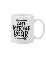 ART TEACHER BEAR Mug thumbnail