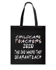 CHILDCARE TEACHERS Tote Bag thumbnail
