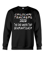 CHILDCARE TEACHERS Crewneck Sweatshirt thumbnail