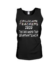 CHILDCARE TEACHERS Unisex Tank thumbnail