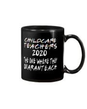 CHILDCARE TEACHERS Mug thumbnail