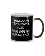 CHILDCARE TEACHERS Color Changing Mug thumbnail