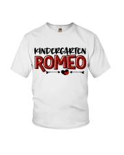 KINDER ROMEO Youth T-Shirt front