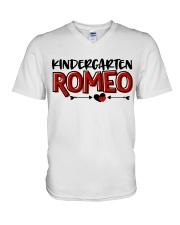 KINDER ROMEO V-Neck T-Shirt thumbnail