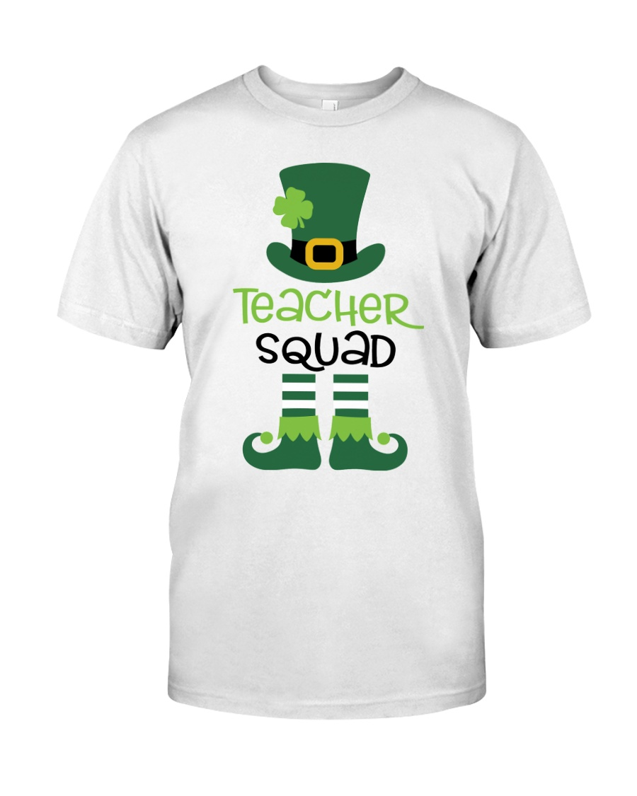 TEACHER SQUAD Classic T-Shirt