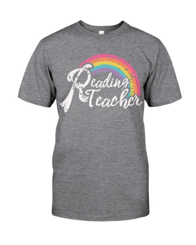 READING TEACHER RAINBOW