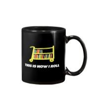THIS IS HOW I ROLL Mug thumbnail
