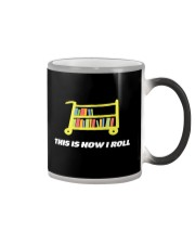 THIS IS HOW I ROLL Color Changing Mug thumbnail