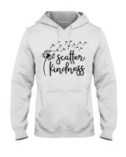 SCATTER KINDNESS Hooded Sweatshirt thumbnail