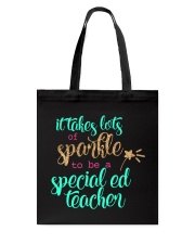 SPED TEACHER Tote Bag thumbnail