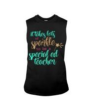 SPED TEACHER Sleeveless Tee thumbnail