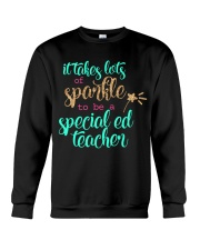 SPED TEACHER Crewneck Sweatshirt thumbnail