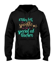 SPED TEACHER Hooded Sweatshirt thumbnail