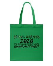 SOCIAL WORKERS Tote Bag thumbnail