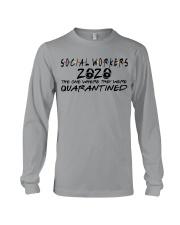 SOCIAL WORKERS Long Sleeve Tee thumbnail