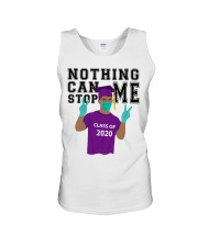 PURPLE - NOTHING CAN STOP ME Unisex Tank thumbnail