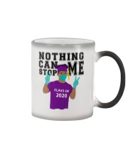 PURPLE - NOTHING CAN STOP ME Color Changing Mug thumbnail