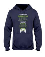 9TH GRADE LEVEL Hooded Sweatshirt thumbnail