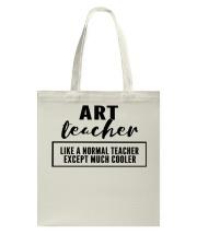 ART COOLER Tote Bag thumbnail