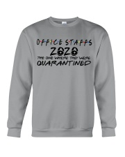 OFFICE STAFF  Crewneck Sweatshirt tile