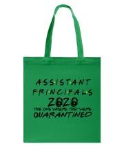 ASSISTANT PRINCIPALS  Tote Bag thumbnail