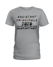 ASSISTANT PRINCIPALS  Ladies T-Shirt thumbnail