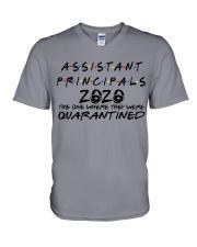 ASSISTANT PRINCIPALS  V-Neck T-Shirt thumbnail