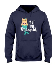 Part-Time Mermaid Hooded Sweatshirt thumbnail