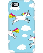 Unicorns and Clouds Phone Case thumbnail