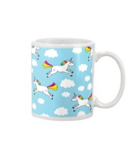 Unicorns and Clouds Mug front