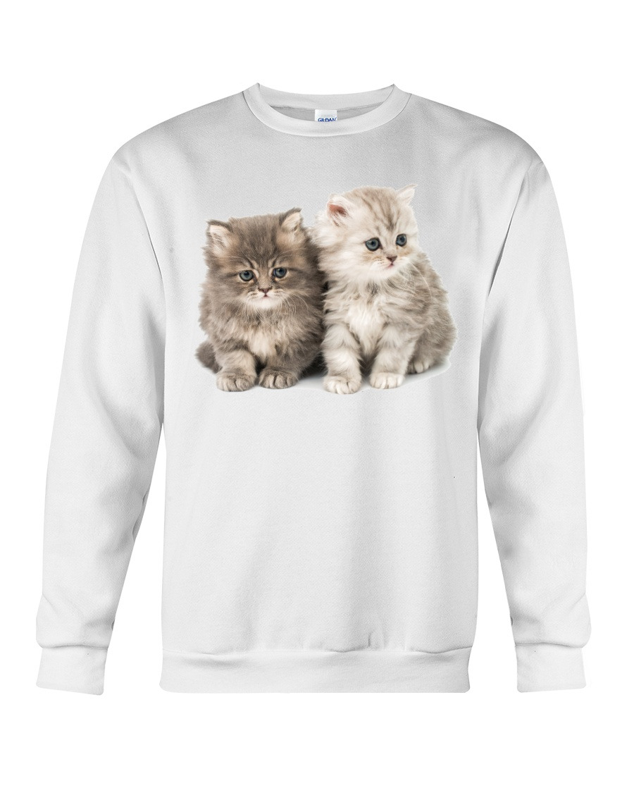Cute Kittens Crewneck Sweatshirt