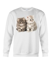 Cute Kittens Crewneck Sweatshirt front