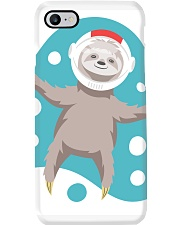 Space Sloth Phone Case i-phone-7-case
