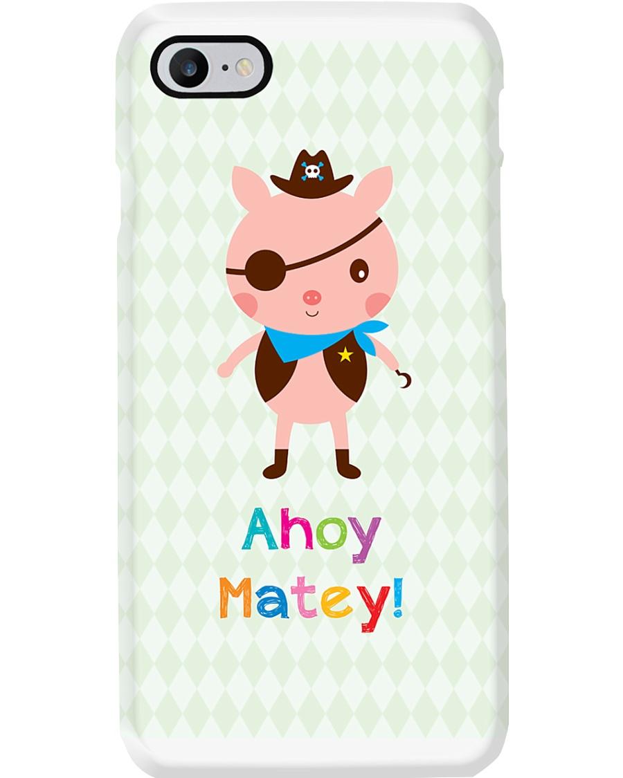 Pirate Pig Phone Case