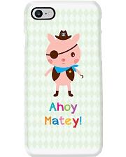 Pirate Pig Phone Case i-phone-7-case