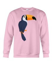 Great Toucan Crewneck Sweatshirt thumbnail