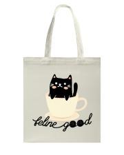 Feline Good Tote Bag thumbnail