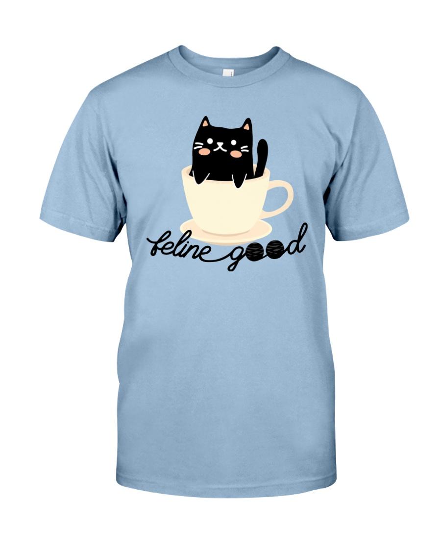 Feline Good Premium Fit Mens Tee