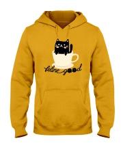 Feline Good Hooded Sweatshirt thumbnail