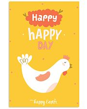 Happy Easter 11x17 Poster front