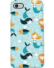 Blue Mermaid Phone Case thumbnail