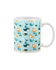 Blue Mermaid Mug front