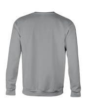 Laptop Cat 123 Crewneck Sweatshirt back