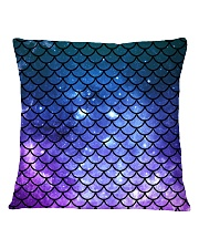 Mermaid Scales Square Pillowcase thumbnail