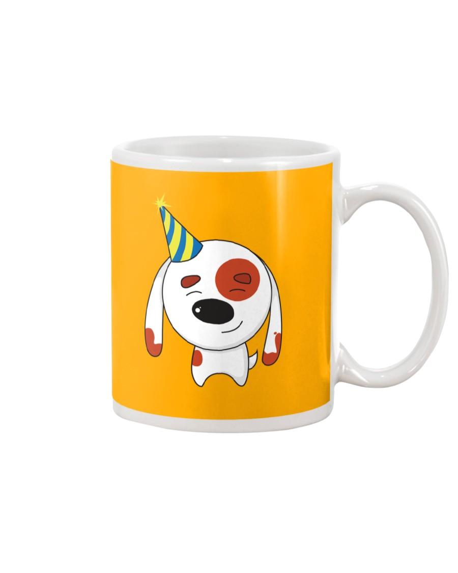 Birthday Doggie Mug